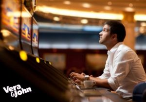 Online slots and video poker are some of the more popular games played here
