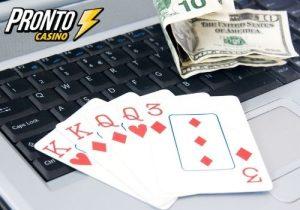 Pronto Casino installment framework is generally excellent